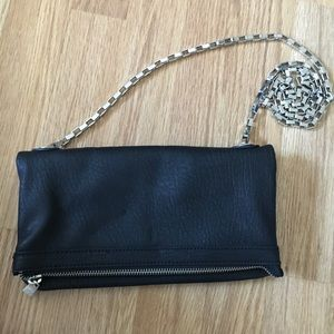 Express chain link strap crossbody